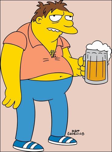 Qui est l'ami d'Homer ?