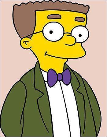 Qui est l'associé de Mr Burns ?