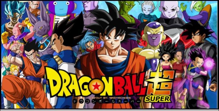 Combien Dragon Ball Super comporte-t-il d'arcs ? (Films compris)