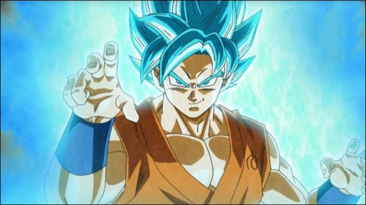 Combien existe-t-il de SSJ Blue dans Super Dragon Ball Heroes ?