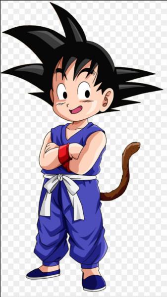 Pourquoi Goku est-il gentil au lieu d'être méchant comme les autres Saiyens ?