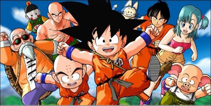 Dans Dragon Ball, combien Goku a-t-il d'amis ?