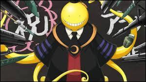 Durant tout le manga et l'animé, combien de visages différents Koro sensei a-t-il eu ?
