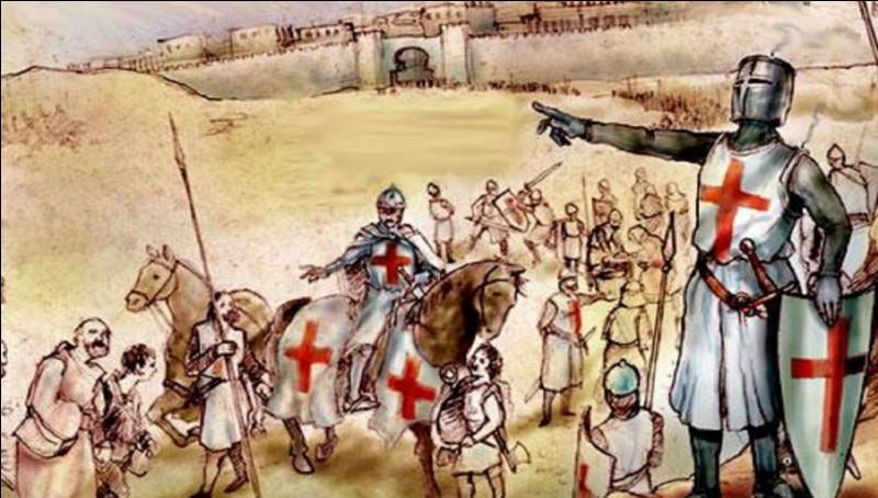 Pendant environ 200 ans, huit croisades se déroulèrent. La première fut décidée par le pape Urbain II. La dernière fut fatale à Louis IX. Quelles sont les dates exactes de ces deux événements ?