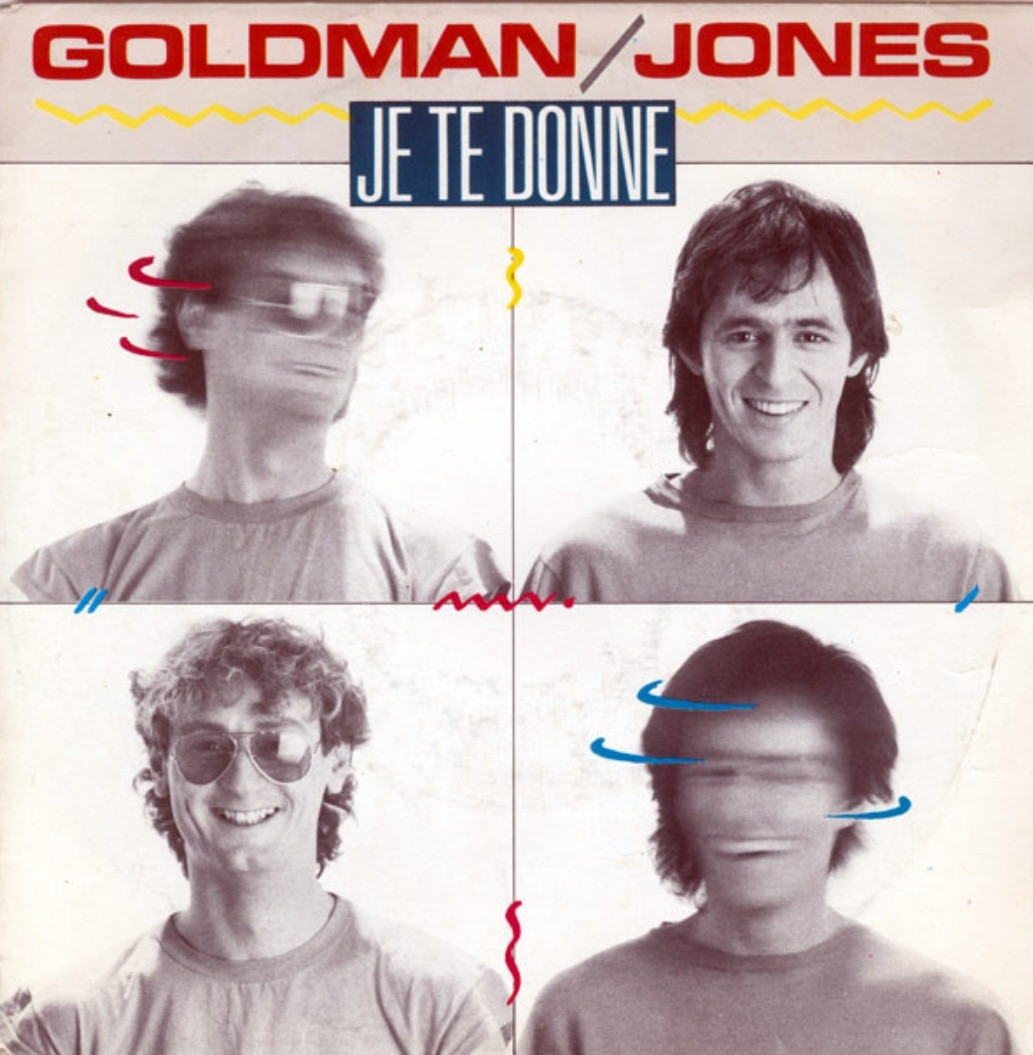 'Je te donne' - Jean-Jacques Goldman & Michael Jones