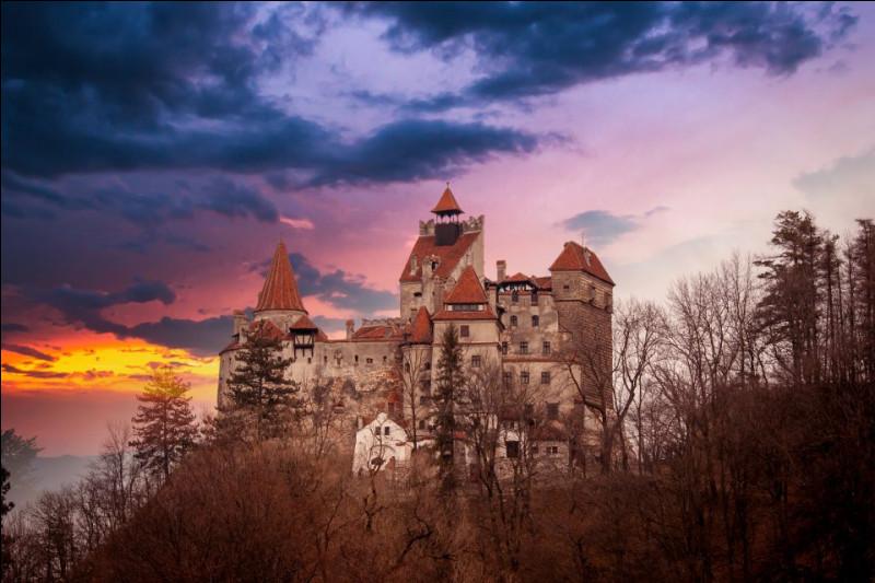 La nuit arrive en Transylvanie ! Restez chez vous car pour son propriétaire, le comte Dracula, c'est l'heure de dîner.