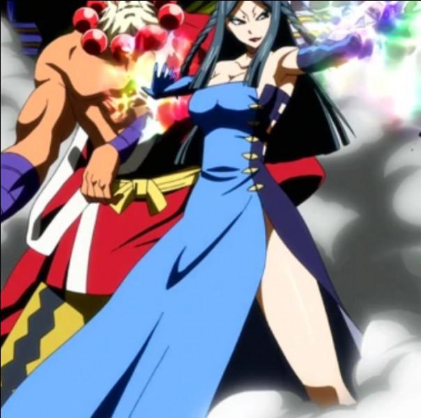 Quelle magie Minerva utilise-t-elle ?
