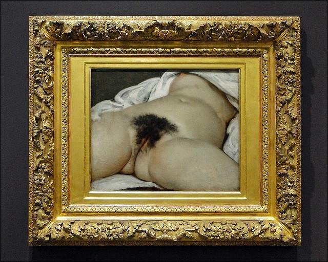 Quel est le nom de l'artiste et de cette œuvre exposée au musée d'Orsay ?