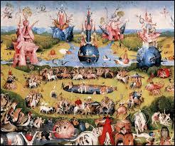 """Qui a peint """"Le Jardin des délices"""" ?"""