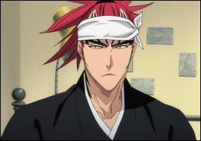 Il a les cheveux rouge, il est rusé et il ressemble à un démon.