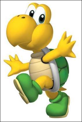 Comment se nomme cette tortue ? (sigle complet)