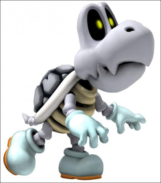 Ce squelette est un ... ... ... ... . (je veux le nom actuel ! Pas l'ancien nom ! )