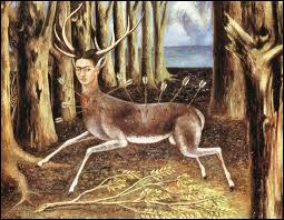 """Qui a peint """"Le Cerf blessé"""" ?"""