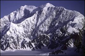 Le point culminant du Canada est le mont Logan.