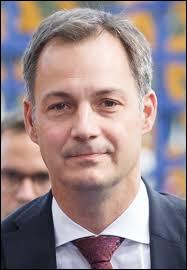 Alexander De Croo est le premier ministre canadien.