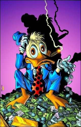 Howard le canard a été interprété par :