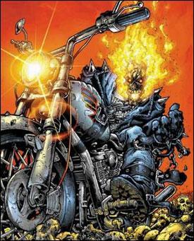 Ghost Rider a été interprété par :