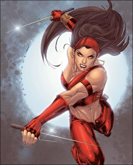 Elektra a été interprété par :