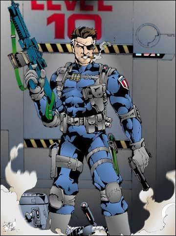 Nick Fury a été interprété par :