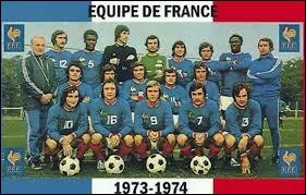 Quel fut le parcours de l'équipe de France ?