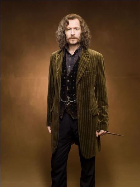 De qui Sirius Black est-il le cousin ?