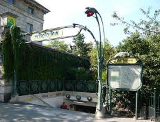 Les stations de métro de Paris (6)