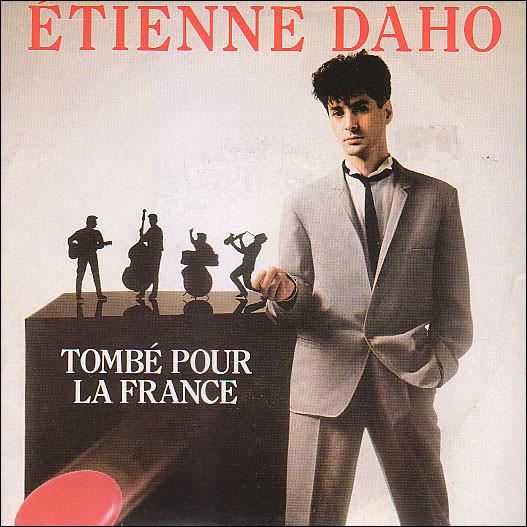 """Étienne, tu ne vas pas bien mon p'tit gars ! Retrouvez le mot qu'il prononce entre crochets : """"C'est la fête, c'est [...], ne demande pas c'que j'fabrique..."""""""