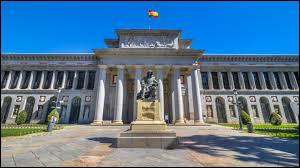 Dans quelle ville espagnole peut-on visiter le musée du Prado ?