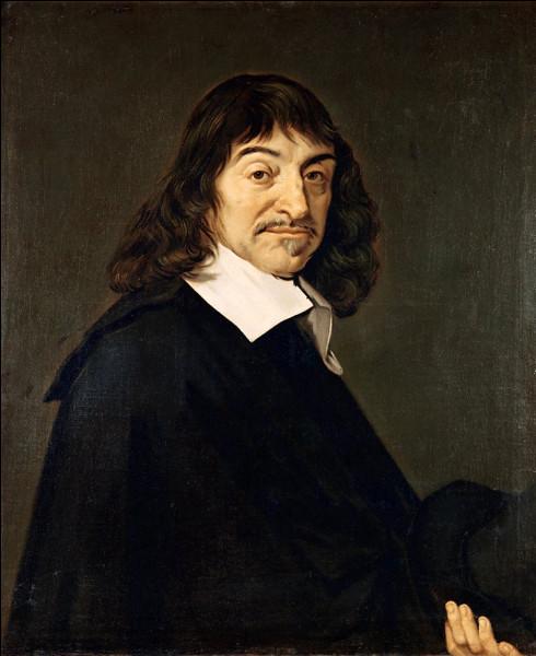 """Qui est ce philosophe à qui l'on doit la citation : """"Je pense, donc je suis"""" ?"""