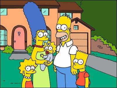 Quelle est l'adresse de la famille Simpson ?