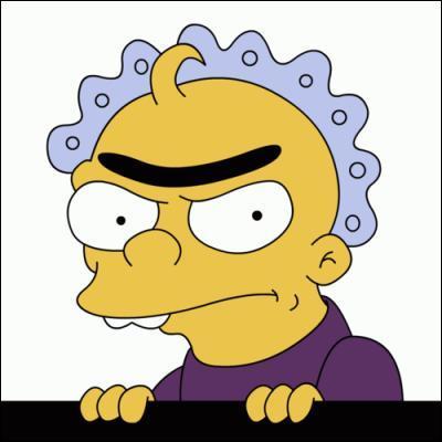 Qui est le pire ennemi de Maggie Simpson ?
