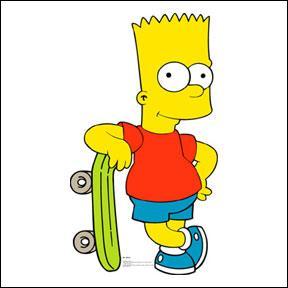 Qui est l'idole de Bart ?