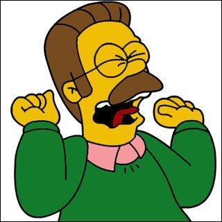 Quelle était la particularité des parents de Ned Flanders ?