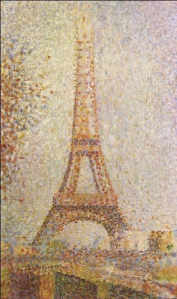 C'est sa tour Eiffel !