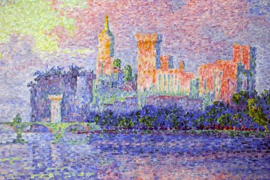 2 peintres et une touche de pointillisme (5)