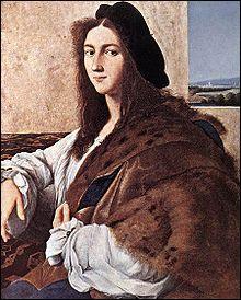 Parmi les œuvres suivantes quelles sont les œuvres dont Raphaël n'est pas l'auteur ?