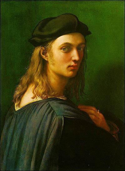 De qui Raphaël n'a-t-il jamais fait le portrait ?