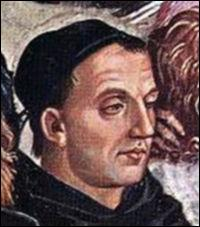 Fra Angelico est un peintre du Quattrocento , parmi les oeuvres suivantes , de quelle oeuvre est-il l'auteur ?