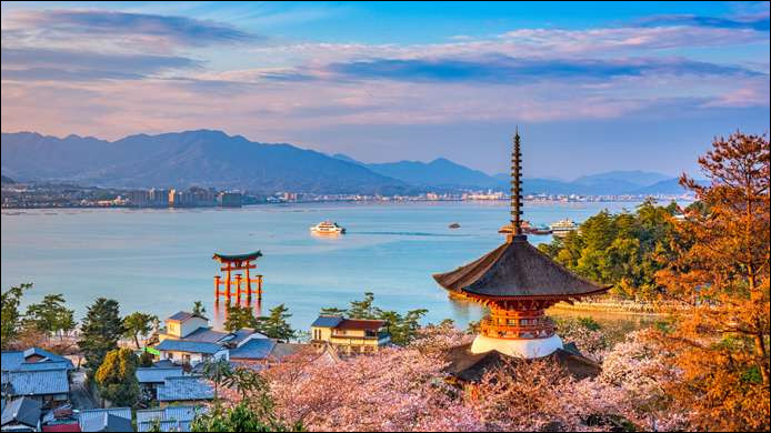 De combien d'îles est composé le Japon ?