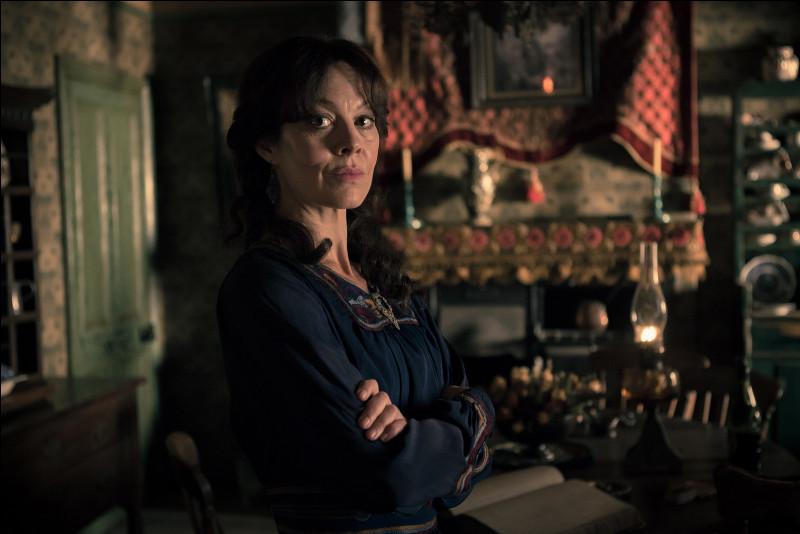 Quel est le personnage joué par Helen McCrory ?