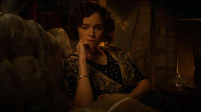 Quel est le personnage joué par Sophie Rundle ?