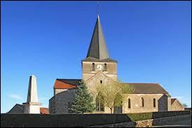 Commune Côte-d'Orienne, Dompierre-en-Morvan se situe dans l'ex région ...