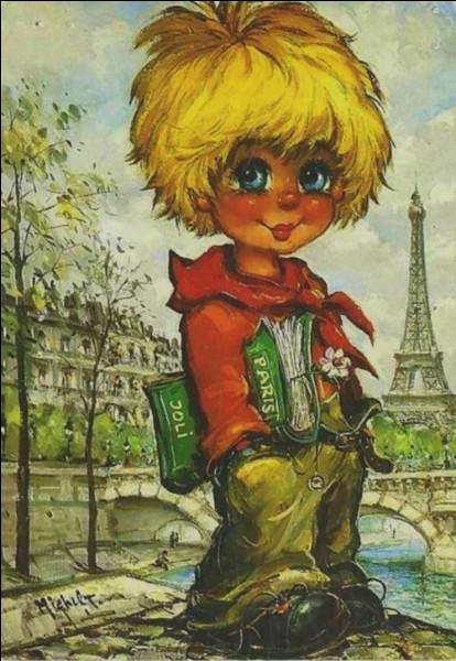 """Vous connaissez tous ces petits tableaux représentant les gamins de Paris ! On les nomme des """"Poulbots"""". Quel était le prénom de Poulbot, le dessinateur qui les a créés, à l'origine ?"""