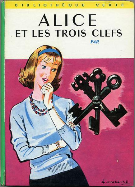 """La Bibliothèque rose, et la série des """"Alice"""" ! Qui a écrit ces livres de notre jeunesse ?"""