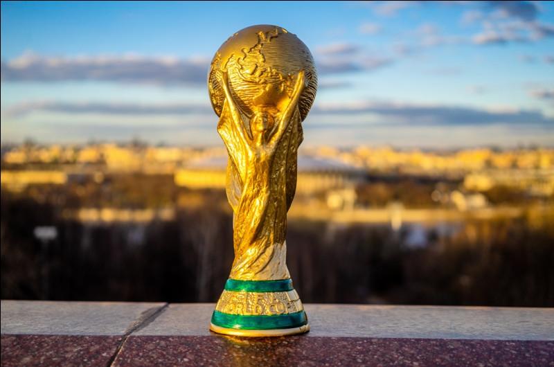 Où s'est disputée la Coupe du monde 2018 ?