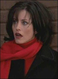 Quelle preuve Monica trouve-t-elle pour dire que les boites de souvenirs d'enfance qu'on lui donne ne sont pas les siennes mais celles de Ross ?
