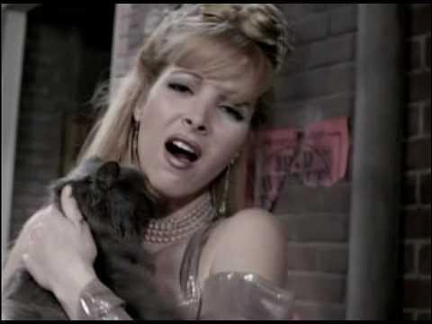 Quel est le nom du directeur artistique du clip de Phoebe 'Smelly Cat' ?