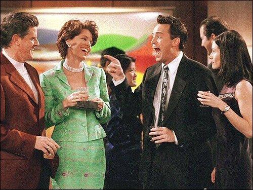 Comment s'appelle le patron de Chandler ?