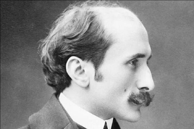 Qui est cet écrivain, dramaturge, auteur du drame en vers écrit en 1900 ''L'Aiglon'' ?