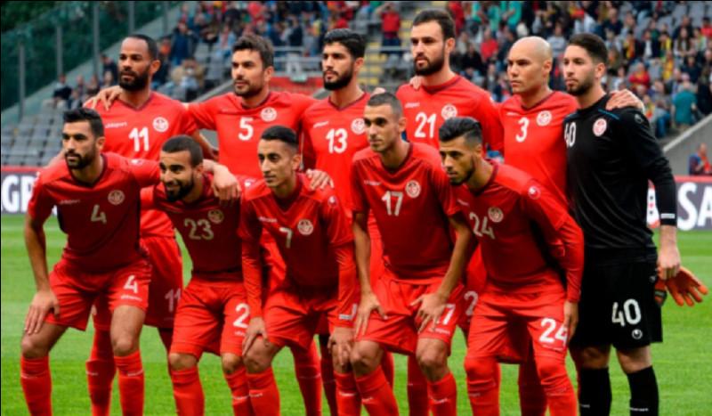 L'équipe de football de quel pays a pour surnom ''Les Aigles de Carthage'' ?